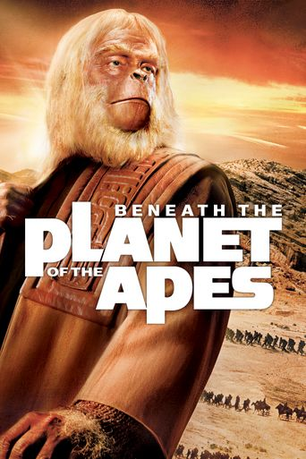Beneath the Planet of the Apes Poster