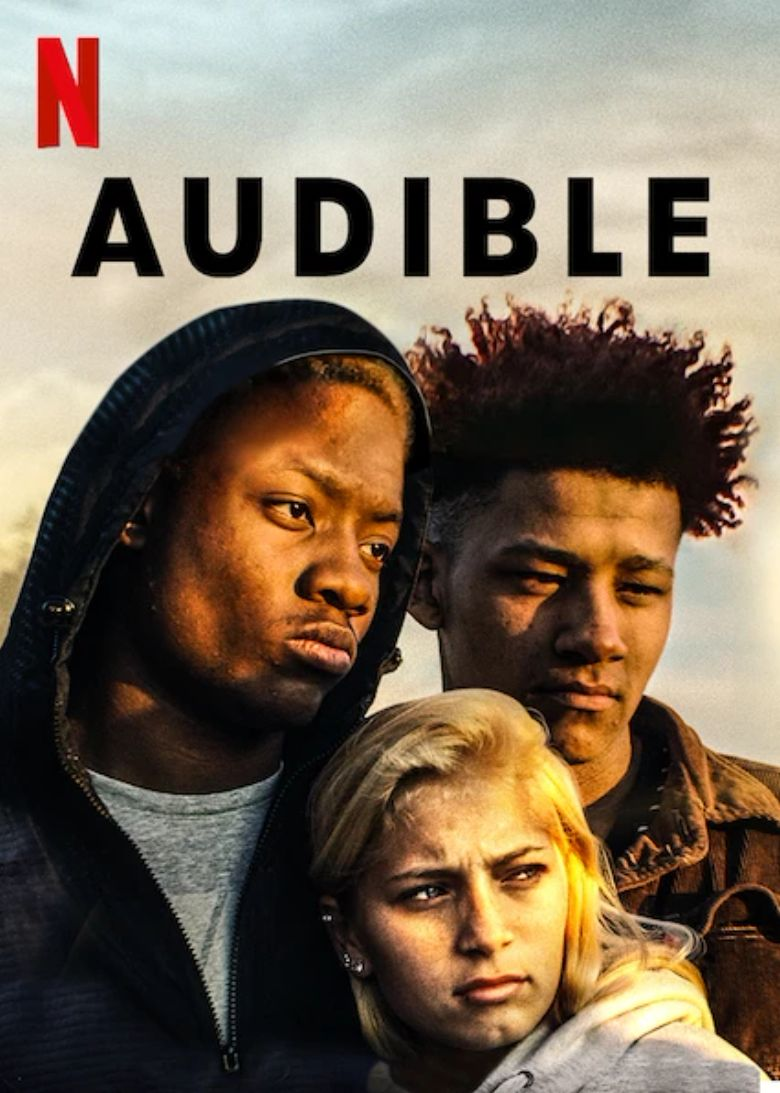 Audible Poster
