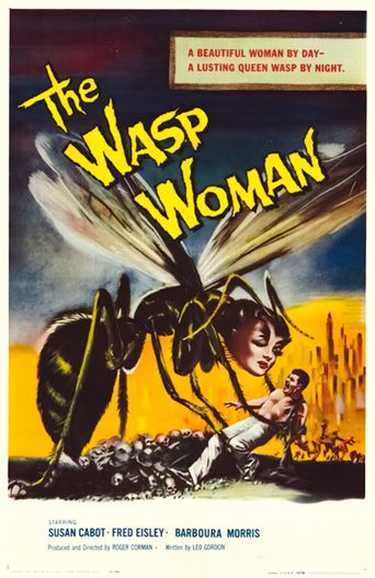 Watch The Wasp Woman