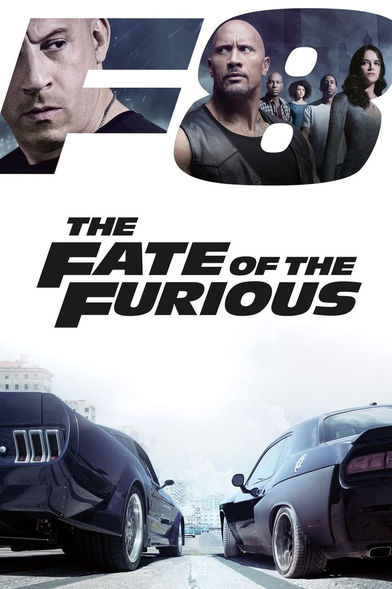 Watch The Fate of the Furious