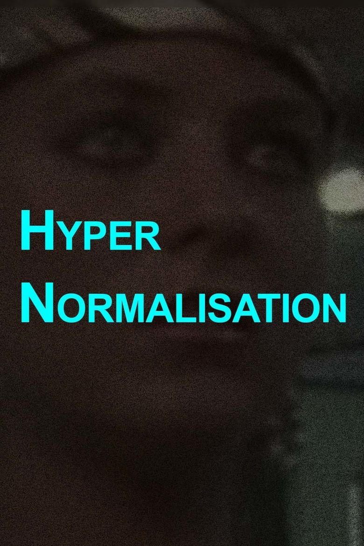 HyperNormalisation Poster