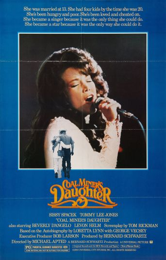 Watch Coal Miner's Daughter