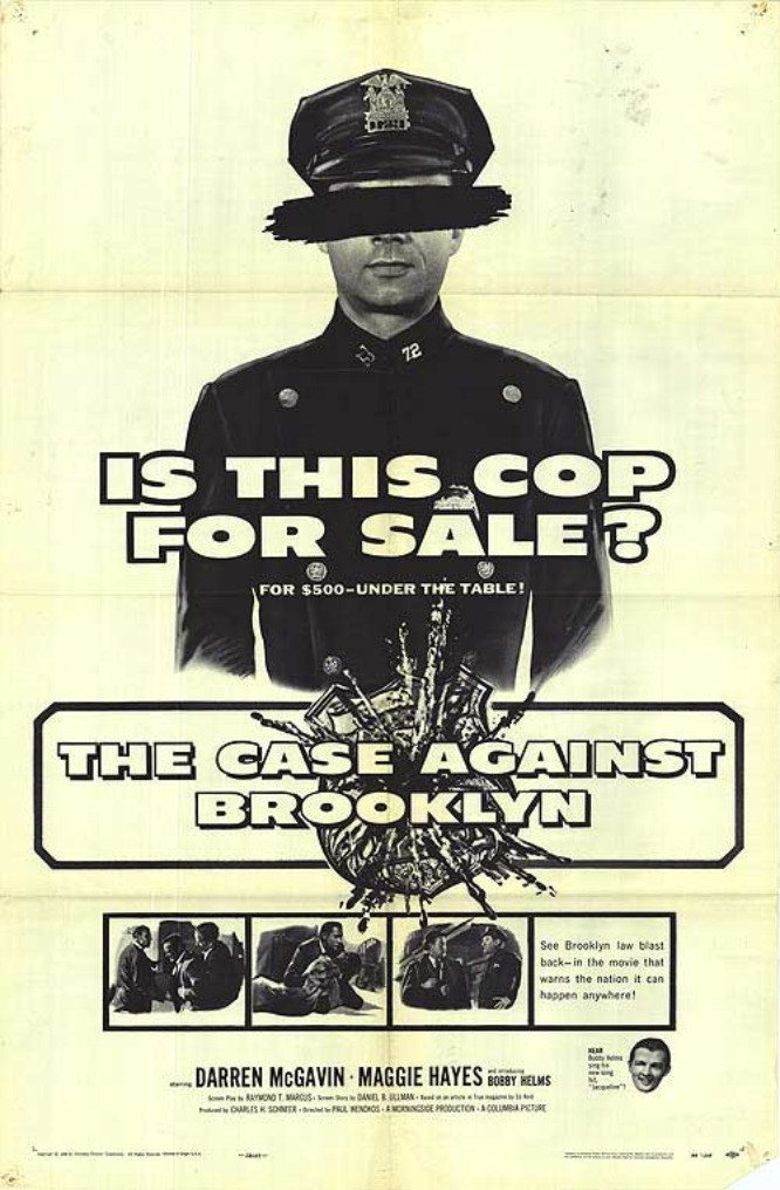 The Case Against Brooklyn Poster