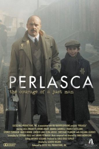 Perlasca: The Courage of a Just Man Poster