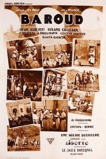 Baroud Poster