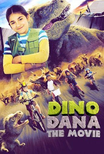 Dino Dana: The Movie Poster