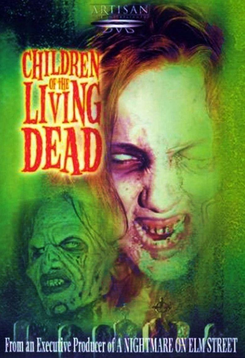 Children of the Living Dead Poster