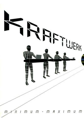 Kraftwerk - Minimum Maximum Poster
