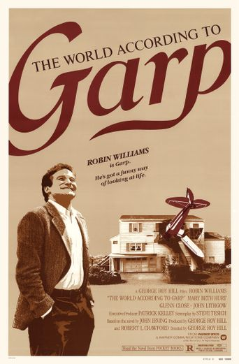 The World According to Garp Poster