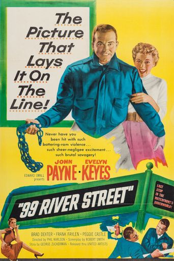 99 River Street Poster