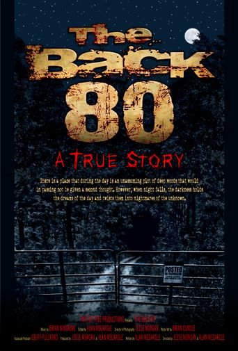 The Back 80 Poster
