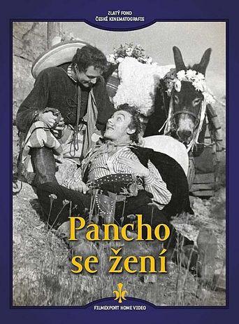 Pancho se žení Poster