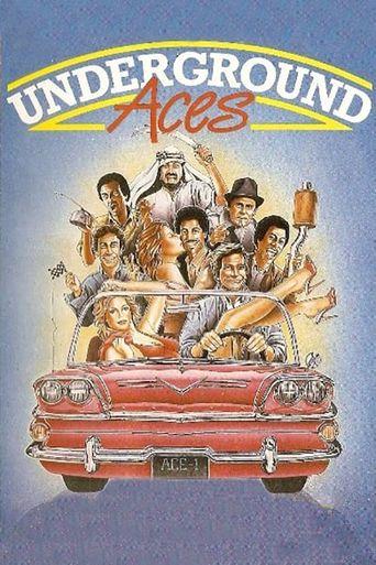 Underground Aces Poster