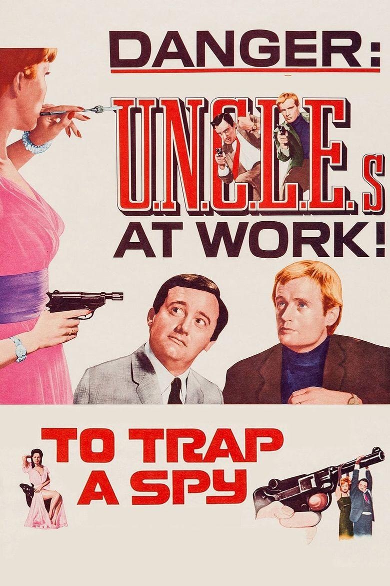 Watch To Trap a Spy