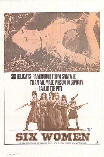Six Women Poster
