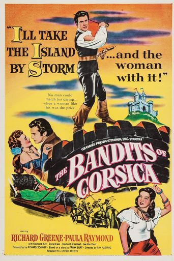 Watch The Bandits of Corsica
