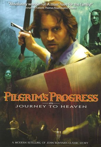 Pilgrim's Progress - Journey To Heaven Poster