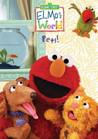Sesame Street: Elmo's World: Pets! Poster