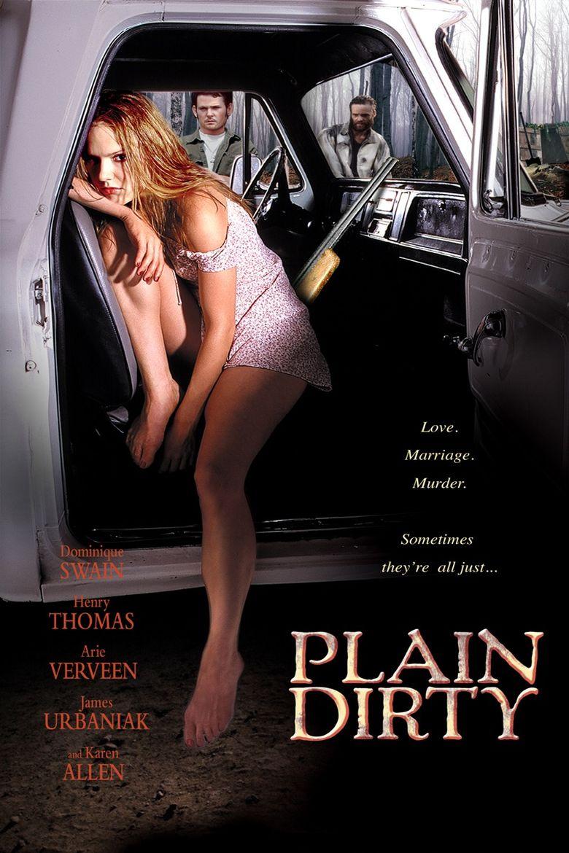 Plain Dirty Poster