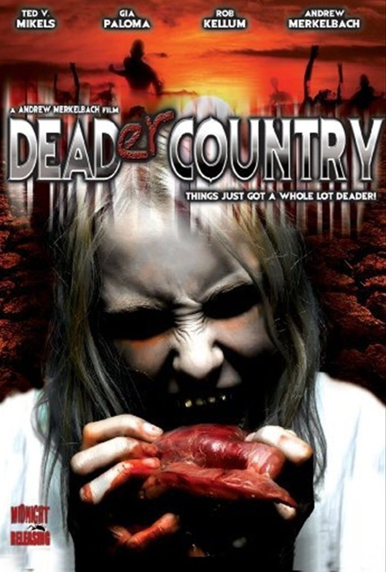Deader Country Poster