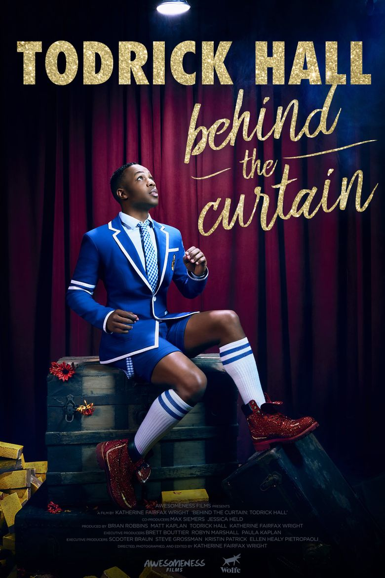 Watch Behind the Curtain: Todrick Hall