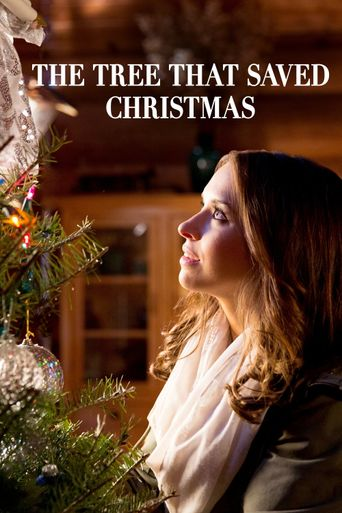 The Tree That Saved Christmas Poster