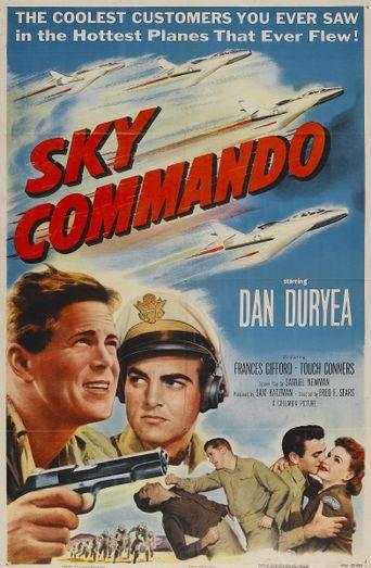 Sky Commando Poster