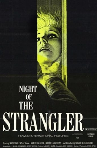 Night of the Strangler Poster