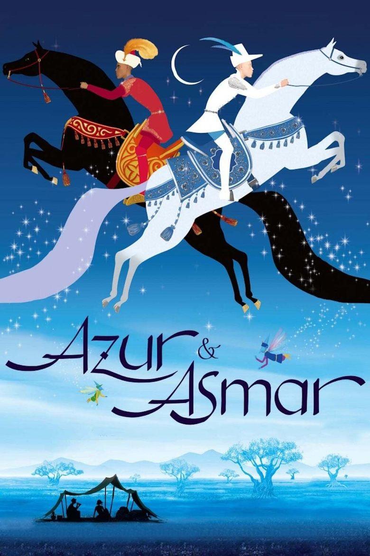 Azur & Asmar: The Princes' Quest Poster