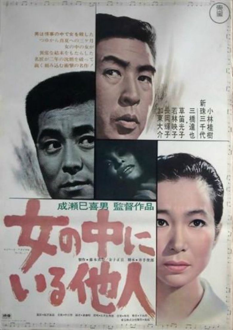 The Stranger Within a Woman Poster
