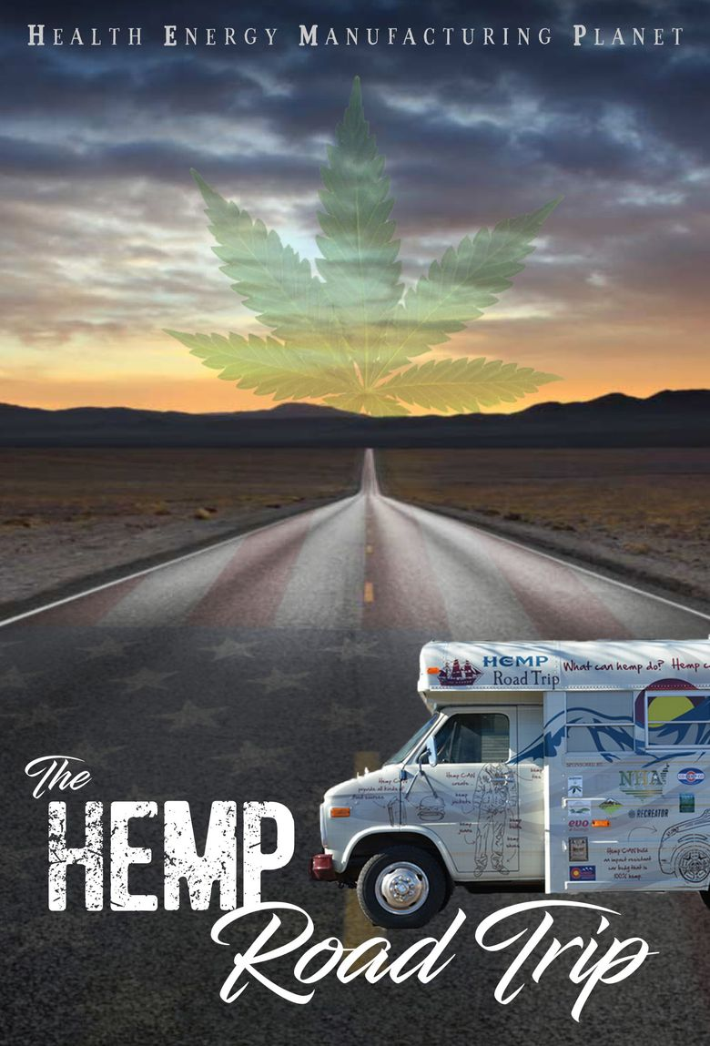 The Hemp Road Trip Poster