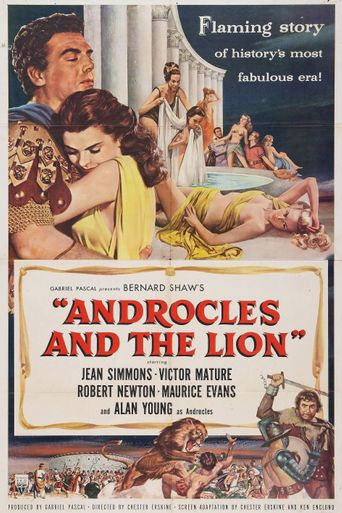 Watch Androcles and the Lion