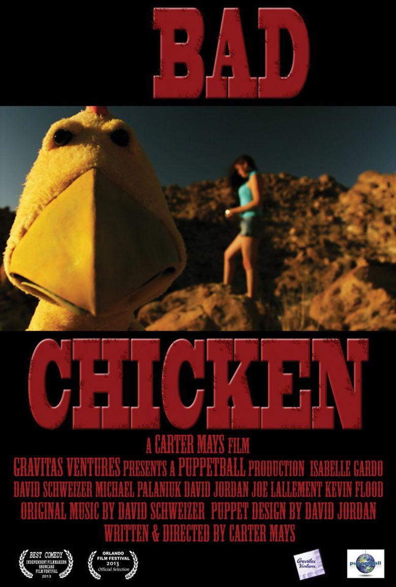 Bad Chicken Poster