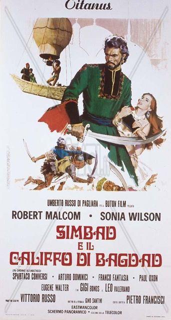 Simbad e il califfo di Bagdad Poster