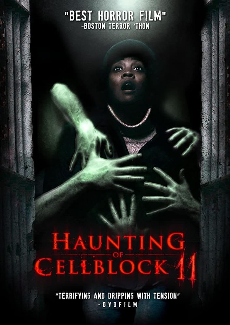 Haunting of Cellblock 11 Poster
