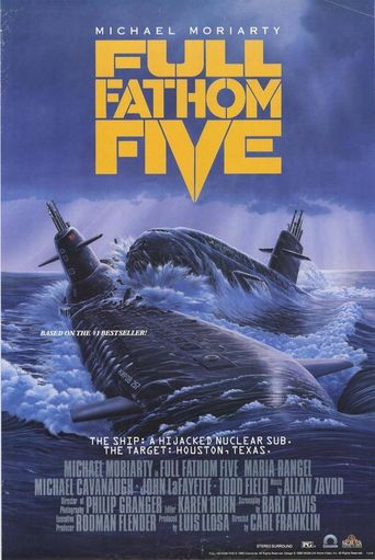 Full Fathom Five Poster