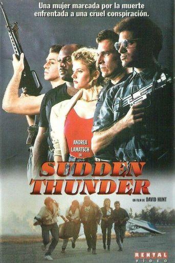Sudden Thunder Poster