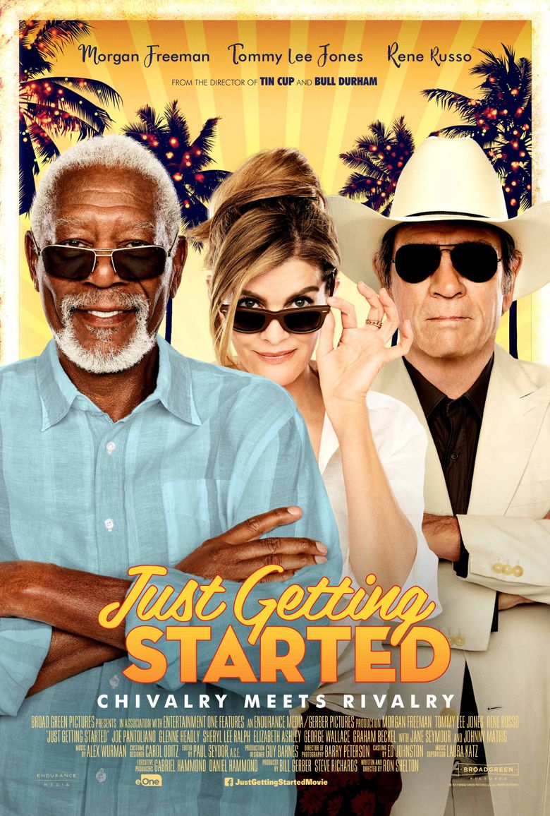 Just Getting Started Poster