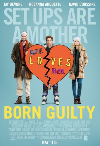 Born Guilty Poster
