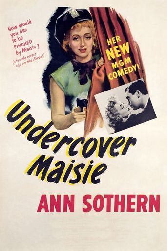 Watch Undercover Maisie