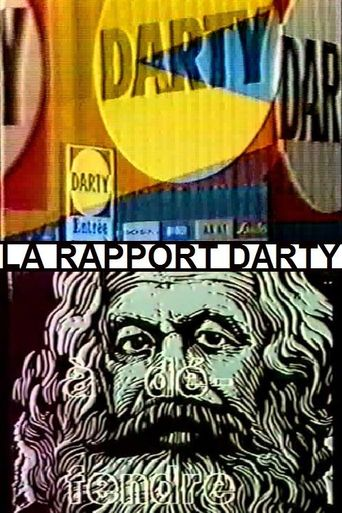 Le rapport Darty Poster