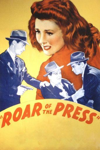 Roar of the Press Poster