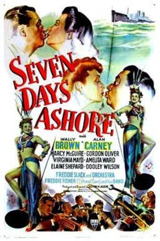 Seven Days Ashore Poster