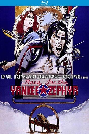 Treasure of the Yankee Zephyr Poster