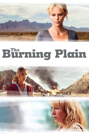 The Burning Plain Poster