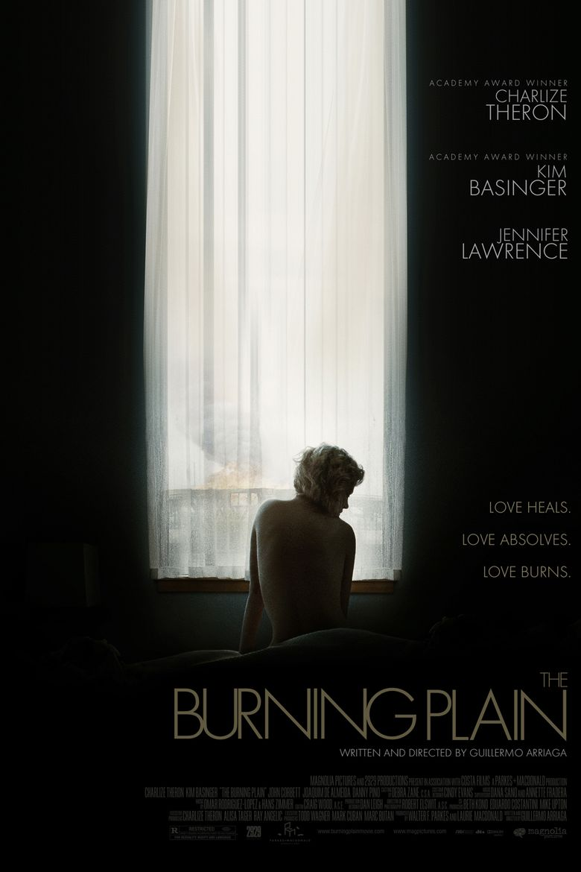 The Burning Plain Poster
