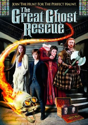 The Great Ghost Rescue Poster