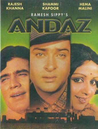 Andaz Poster