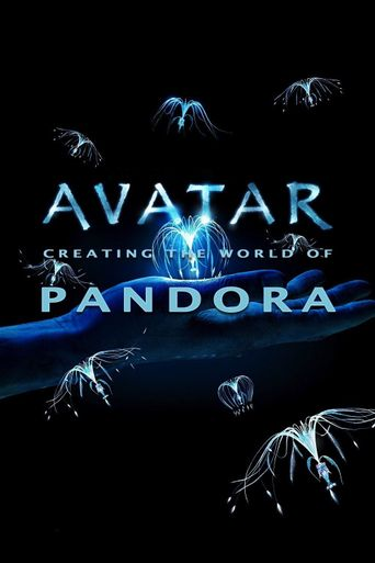 Avatar: Creating the World of Pandora Poster