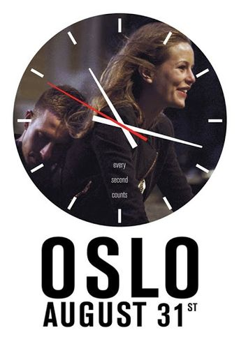Oslo, August 31st Poster